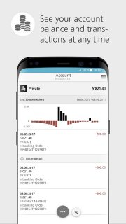 UBS Mobile Banking: e-banking for on the go screenshot 2