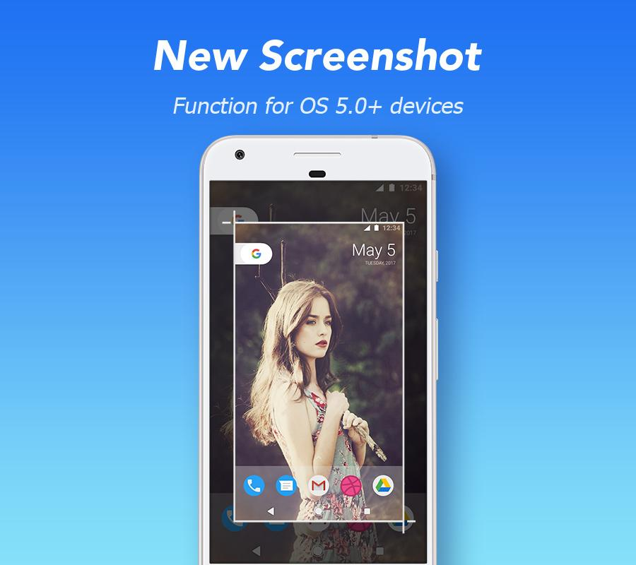 EasyTouch - Assistive Touch for Android screenshot 2
