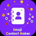 Emoji Contact Editor - Contact Emoji Maker 2020