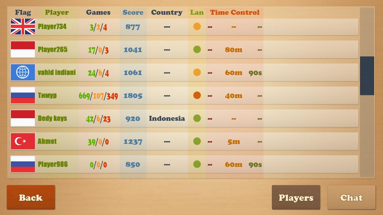Real Chess screenshot 4
