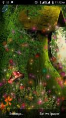 Magic Touch Live Wallpaper Screenshot 1
