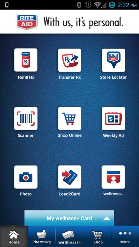 Rite Aid Pharmacy screenshot 1