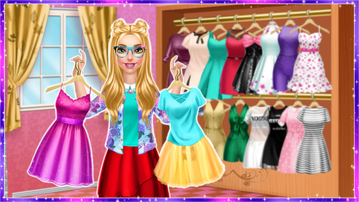Trendy Fashion Styles Dress Up screenshot 2