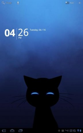 Stalker Cat Live Wallpaper Lt 2