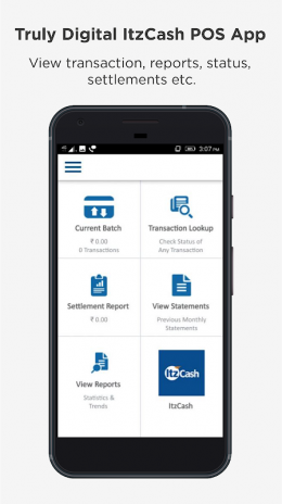 ItzCash POS App 1 0 Download APK for Android - Aptoide