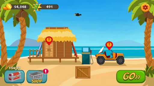 Stickman Surfer screenshot 12