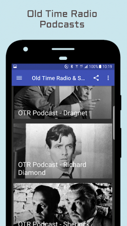 Old Time Radio & Shows 1 0 Download APK for Android - Aptoide