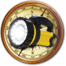 Icono Flashlight Compass SOS (Free)