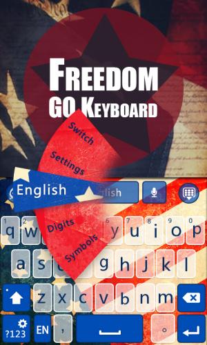 Usa Freedom Go Keyboard Theme 1 65 20 58 Download Android Apk Aptoide
