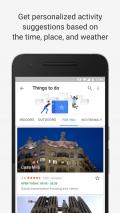 Google Trips Screenshot