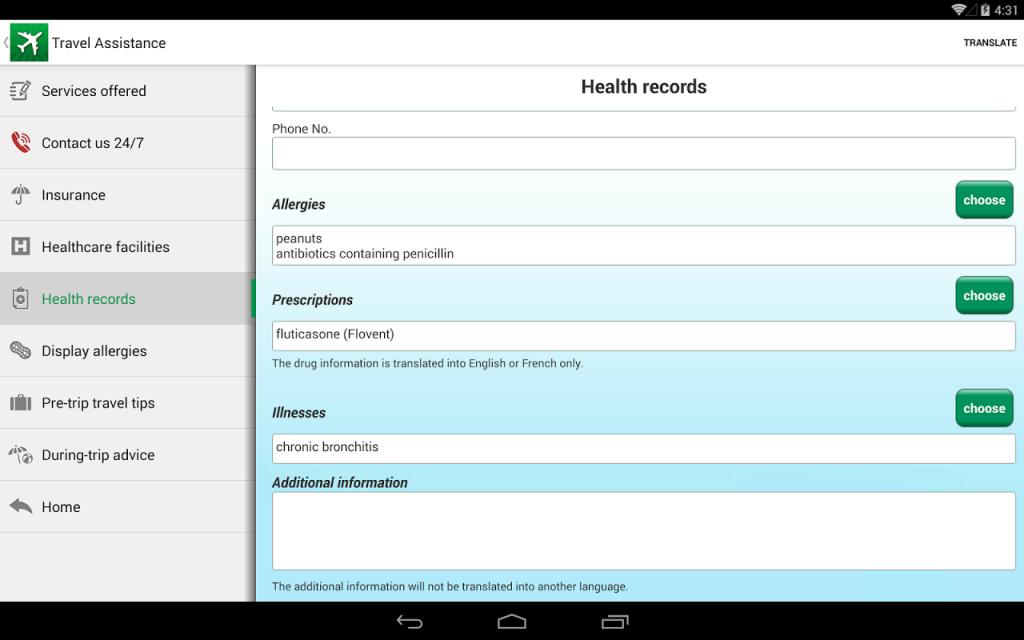 Desjardins Auto Insurance >> Desjardins Assistance Services | Download APK for Android - Aptoide