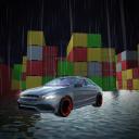 Mercedes AMG Drift Simulator