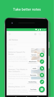 Evernote - stay organized. screenshot 2