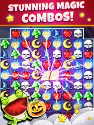 Witch Puzzle - New Match 3 Game screenshot 10