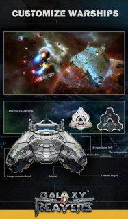 Galaxy Reavers - Space RTS screenshot 13