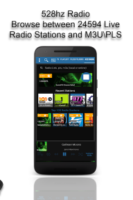 528 Player - Lossless 528hz Audio Music Player screenshot 6