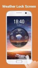 weather clock widget free screenshot 6