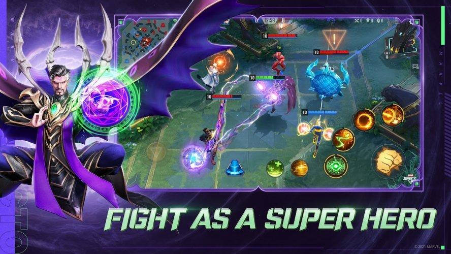 MARVEL Super War screenshot 2