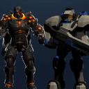Space heroes force: BALAZA