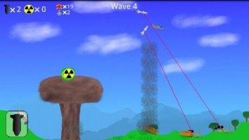 Atomic Bomber Full Screen