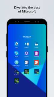 Microsoft Launcher screenshot 2