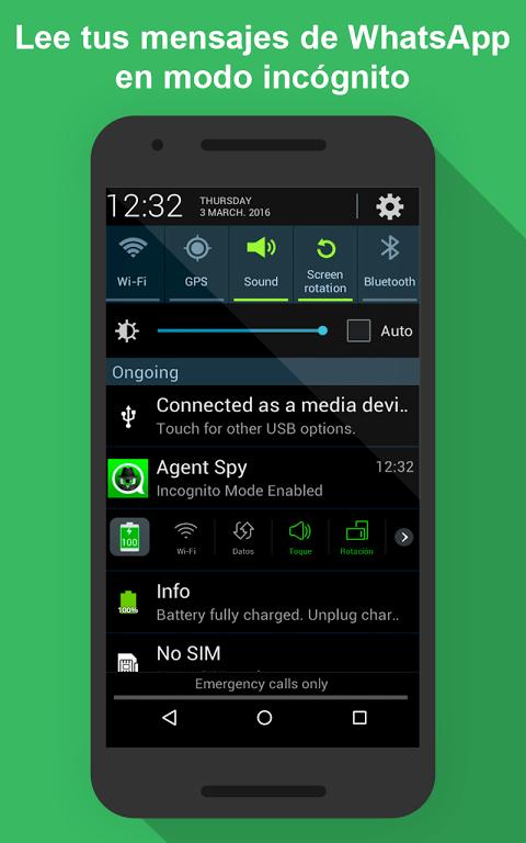 Descargar whatsapp espia para android gratis - Come controllare whatsapp su android