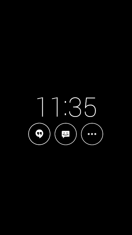 Moto Display screenshot 1