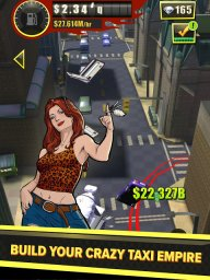 Crazy Taxi Gazillionaire screenshot 5