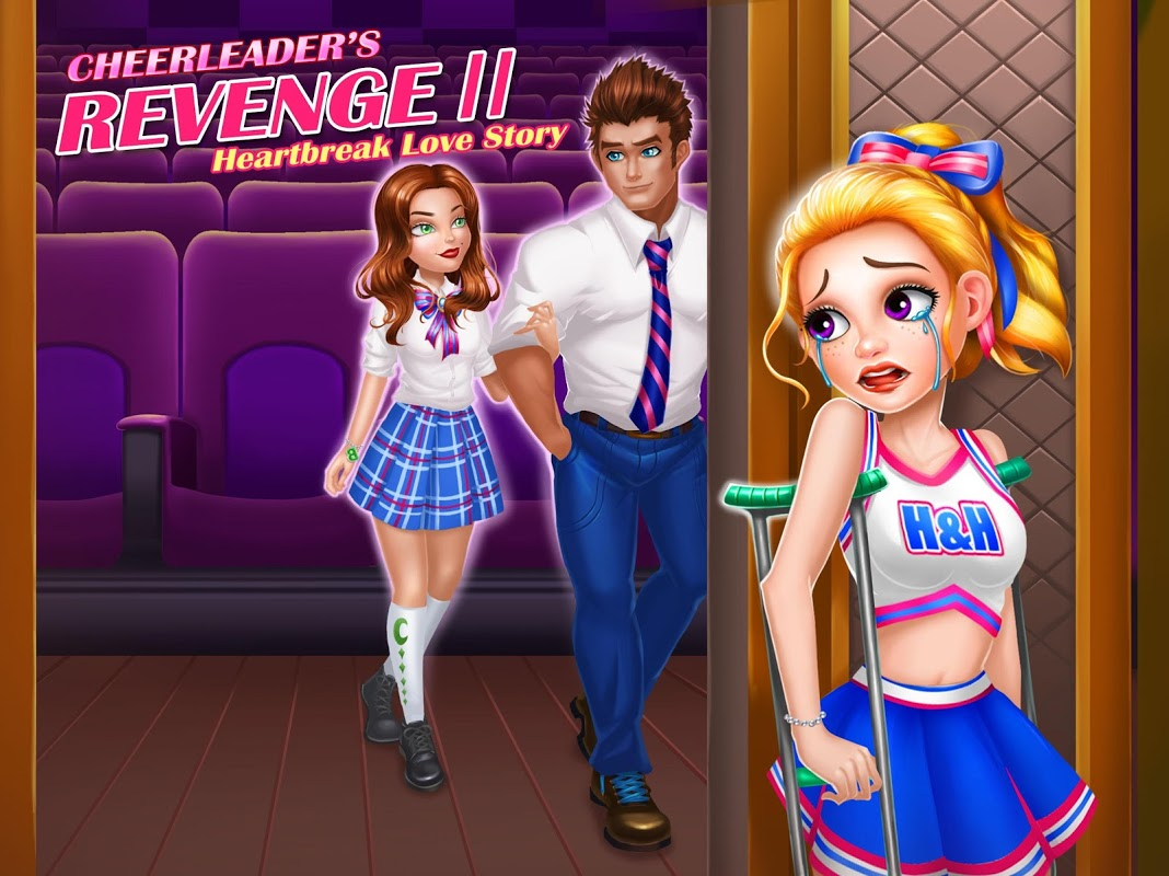 Cheerleader's Revenge 2: Heartbreak Love Story screenshot 1
