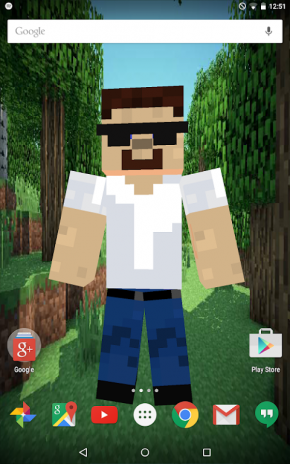 Skin Viewer D Download APK For Android Aptoide - Skins para minecraft pc 1 11
