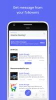 Qik Blogger - Blog stories, experiences, feelings Screen
