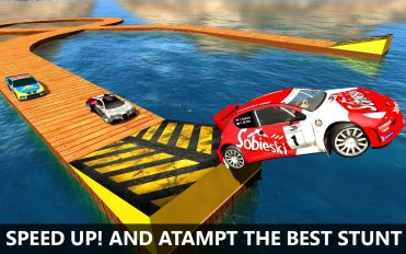 GT Racing Turbo Stunts v 1.4 (Mod Money/Unlocked) 3
