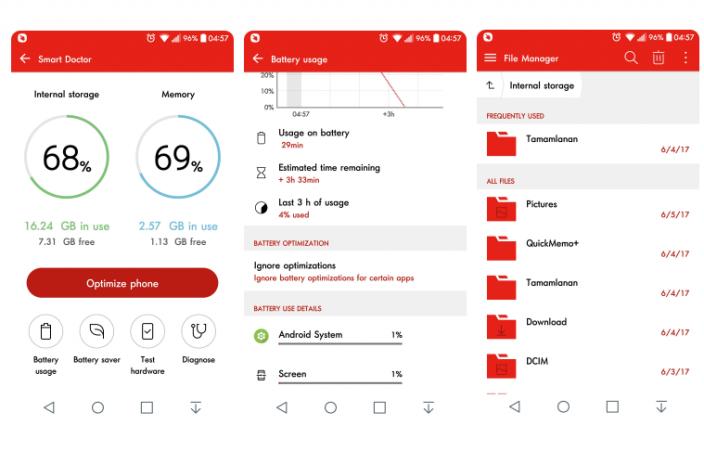 Red Light Theme For LG G6 G5 G4 V20 V10 K10 1 0 8 Download