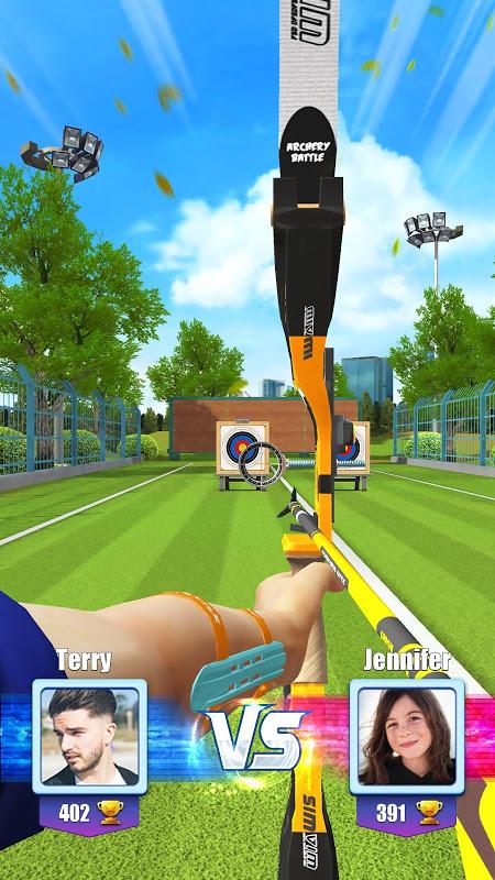 Archery Battle screenshot 1