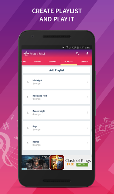 Free Mp3 Songs - Music Online | Download APK for Android ...