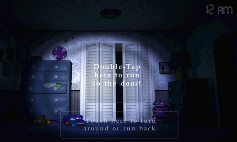 Ảnh chụp màn hình five nights at freddy s 4 demo 1 ...
