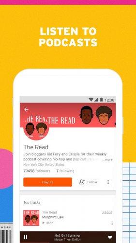 Soundcloud 2020 10 22 Beta Download Android Apk Aptoide