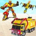 City Garbage Truck : Jet Robot Games