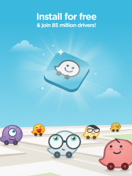 Waze - GPS, Maps, Traffic Alerts & Sat Nav screenshot 5