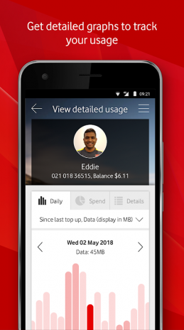 My Vodafone New Zealand 4 13 2 Download APK for Android