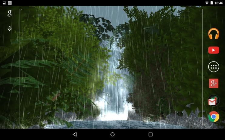 Jungle Waterfall Live Wallpaper Apk Best Hd Wallpaper