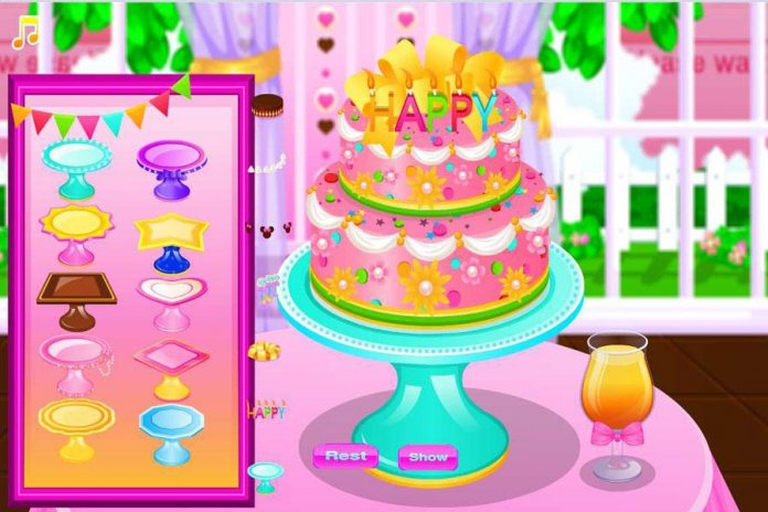 Cake Maker Cooking Game 100 Download Apk For Android Aptoide