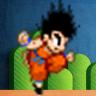 Icône SUPER GOKU SAIYAN FIGHT