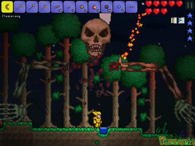 Terraria screenshot 3