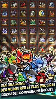 Endless Frontier Saga – RPG Online screenshot 6
