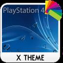 Console PS4 (X Theme)