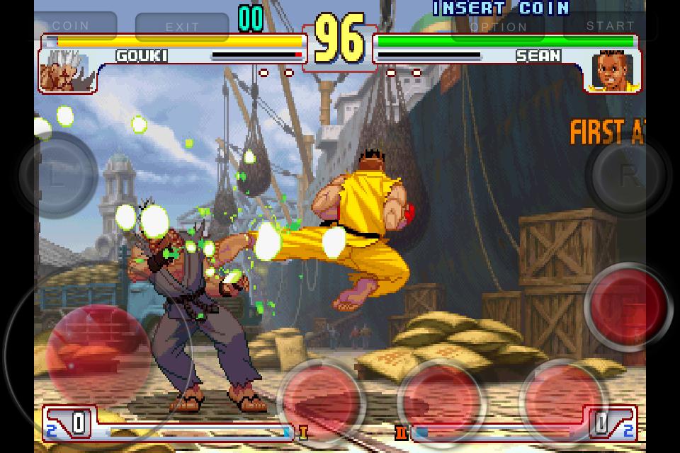 Arcade MAME - MAME4Droid Collection screenshot 1