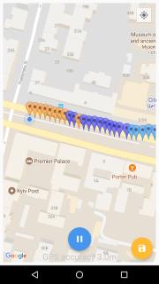 Wi-Fi Heatmap screenshot 2