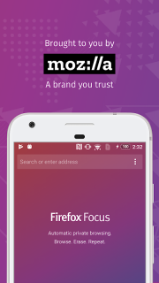 Firefox Focus: The privacy browser screenshot 3