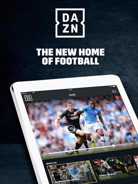DAZN Canada 1 Month 2 Devices HD 1080p.